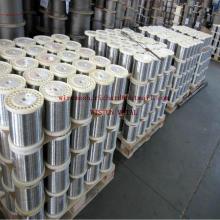 0.9-0.6, 0.8-0.6, Q195, SAE1006 Alambre de grapado plano galvanizado en China