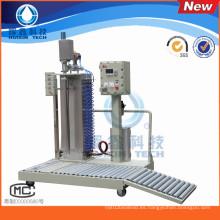 Máquina de rellenar viscosa 200L / máquina del aceite de oliva / aceite de máquina de rellenar líquido