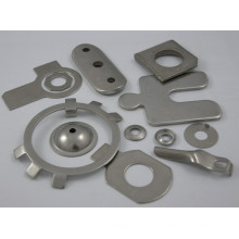 Stainless Steel Stamping Parts with Zinc Plated