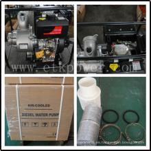 Disponible en bombas de agua Diesel de 2, 3 y 4 pulgadas