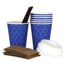 high quality sun paper coffee cups_paper coke cups_paper coffee cups lids