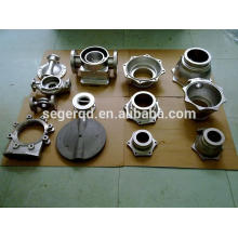 custom sand precision steel alloy casting