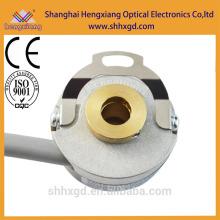 Novo codificador KN35 Hollow Shaft Encoder / Rotary Potentiometer / Rotary Encoder fonte de folhas 35G29 usado no furo
