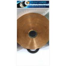 Ruban stratifié en feuille de cuivre et en polyester (CU / PET)