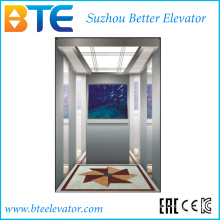 Ce Low Noise Safe Passenger Lift Without Machine Room