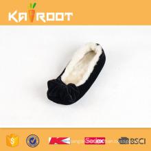 New fashion elegant soft modern black ballet dance shoes