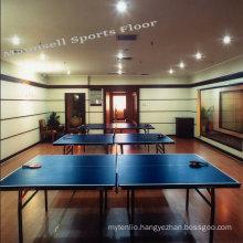 Professional Indoor Table Tennis Flooring