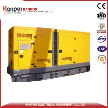 120kVA Ultra Silent Type Diesel Generator for Villa Residence