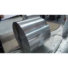 En alliage 8079 Rouleau de papier d'aluminium nu pour emballage stratifié / doux Classe B Façabilité