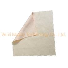 Wholesale Custom Logo 15X18 Black Suede Eyeglass Cleaning Cloth, Microfiber Wipe Towel, Housekeeping Rags