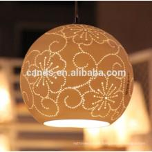 Diseño de lámpara moderno Iluminación de suspensión de restaurante