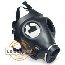 Máscara de gás de polícia para polícia EN136 padrão com beber dispositivo entrega rápida
