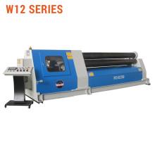 W12 4 rolls symmetrical plate bending roller machine