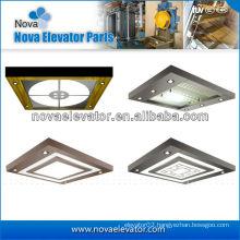Elevator Cabin Parts, Passenger Elevator Cabin Ceiling for Lift Cabin System