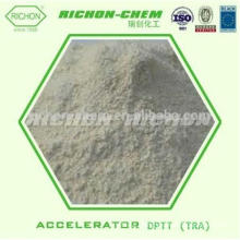 Chinese Supplier of Raw Material for Heat-resistant Products and Cable CAS NO.120-54-7 Auxiliary Vulcanizing Agent DPTT(TRA)