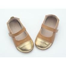 Chaussures en coton en cuir véritable en cuir véritable en Chine