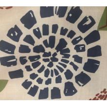 индивидуальный дизайн рассеивать печать полиэстер ткань простыня