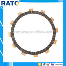 The concessional price motorcycle clutch plates friction wafer