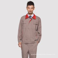 total work wear with Logo customized european work clothes men and women style