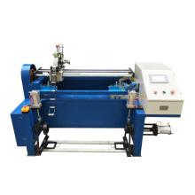 Big bobbin zipper winding machine