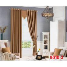 High Precision Blackout Fabric Window Treatment Grommet Window Panel