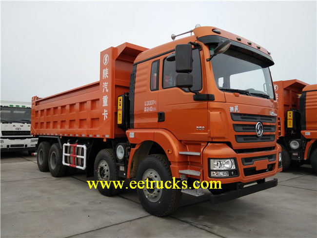 12 Wheeler Cargo Dump Trucks