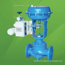 Válvula de controle de diafragma pneumático tipo globo (GHTS)