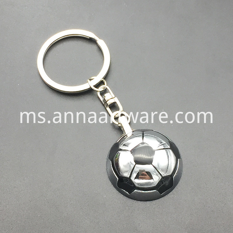Football Keychain With Bottle Opener 05