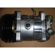 Экскаватор AC DC воздушный компрессор SD-508 12V Компрессор кондиционера дешево с хорошим качеством