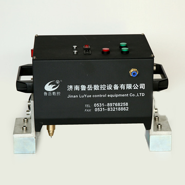 Jaminan kualiti pneumatik Portable Nameplate dot peen marking machine