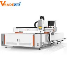Precio de máquina de corte láser de acero de metal