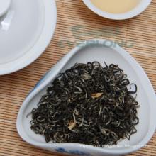 Chá orgânico do jasmim (folha frouxa)