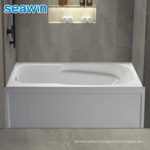 Seawin Modern Design Guangdong Solid Surface Acrylic Freestanding Bathtub