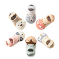 High Quality Cute Cartoon Baby Girl Boy Anti-slip Soft Baby Socks