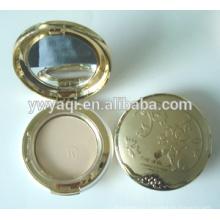 Betty cosmétiques Compact poudre boîtier imperméable à l'eau maquillage poudre compacte