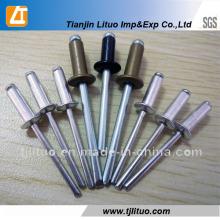 Хорошее качество Алюминиевая сталь Слепая заклепка Хорошо известный Fatcory