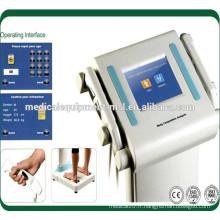 Chrismas promotion !!! Analyseur de santé corporelle de haute qualité / analyseur de composition corporelle analyseur de corps / corps (MSLCA03A)
