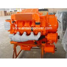 Motor diesel refrigerado por aire Deutz F8l413f