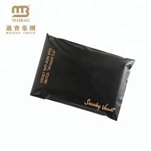 ОЕМ/Одм Экспресс-Co-Прессованное Одежды Пластиковая Упаковка Черный Мешок Упаковки