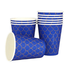 Paper cup sheet_Single Wall paper cup sheet_paper cold drink cup