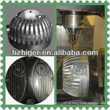 fundição de alumínio peças de lâmpada LED