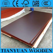 Shandong Linyi Film Faced Plywood contrachapado marino contrachapado de construcción