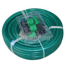 8mm 10bar verstärkt PVC geflochtene Schlauchleitung