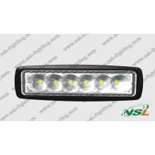 LED-Arbeitslichtleiste für Fahrlicht (NSL-1806-18W)