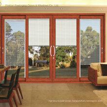 Fashion Design Aluminium Patio Sliding Doors (FT-D120)