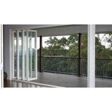 Top Processing Clear Anodized Frame Aluminium Doors