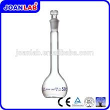 Джоан лаборатории высококачественного стекла Borosil мерную колбу, Лабораторная посуда