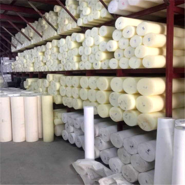 Cream Natural Color Nylon PA6 Rod