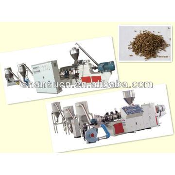 Granules de PVC (granulés) fabrication de machines /plastic machine