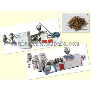 Grânulos de PVC (Pelotas) tornando máquinas /plastic máquina